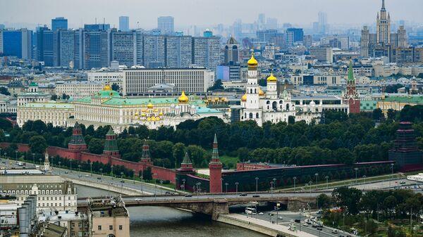 Výhled na moskevský Kreml - Sputnik Česká republika
