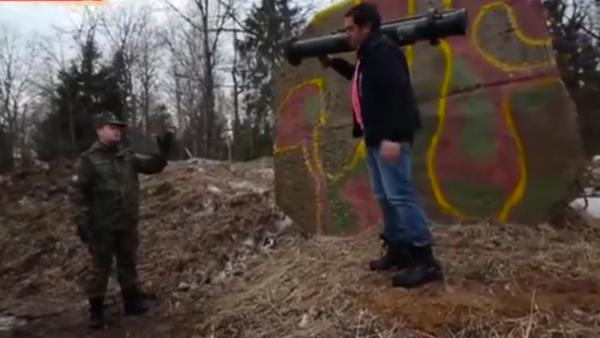 RPG-28 Kľukva - Sputnik Česká republika