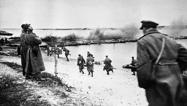 Bitva o Dněpr. Září 1943 - Sputnik Česká republika