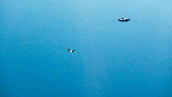 Britské stíhačky vzlétly kvůli ruským letounům nad Černým mořem - Sputnik Česká republika