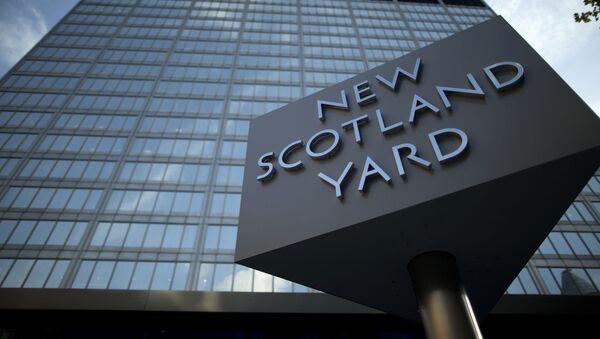 Budovat Scotland Yardu v Londýně - Sputnik Česká republika