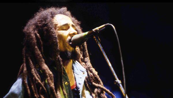 Bob Marley - Sputnik Česká republika