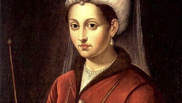 Roxelana, žena tureckého sultána Sulejmana Nádherného - Sputnik Česká republika