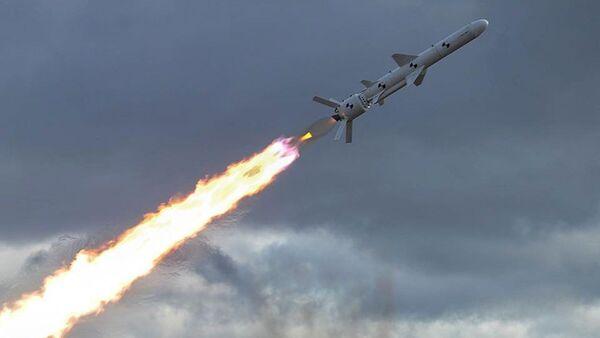 Ukrajinská raketa Neptun - Sputnik Česká republika