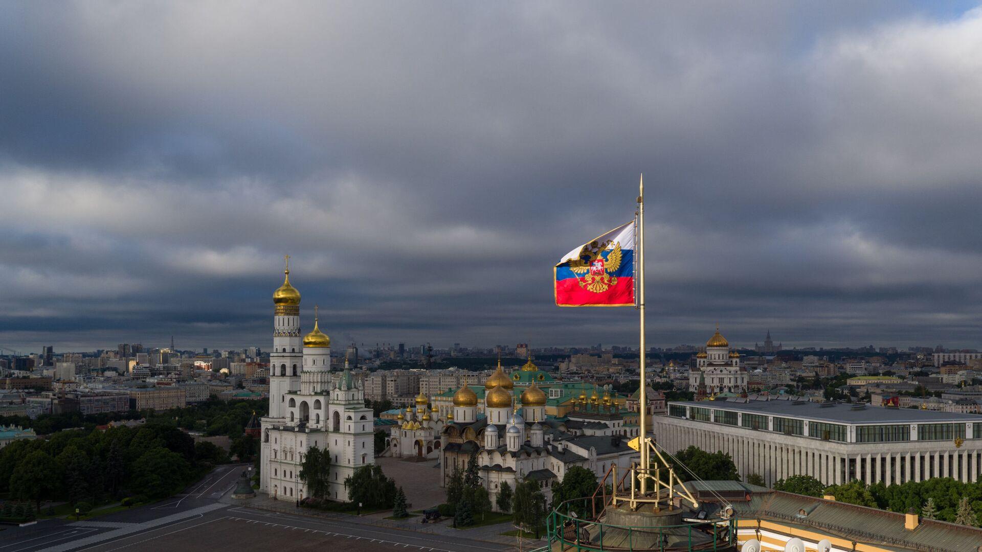Výhled na Moskevský Kreml - Sputnik Česká republika, 1920, 20.04.2021