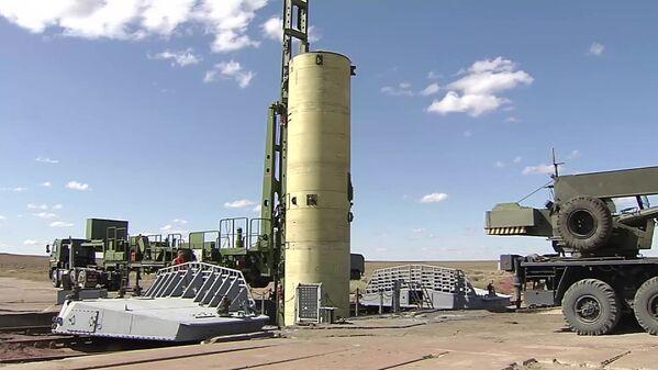 V Rusku byla úspěšně otestována nová raketa systému protivzdušné obrany - Sputnik Česká republika