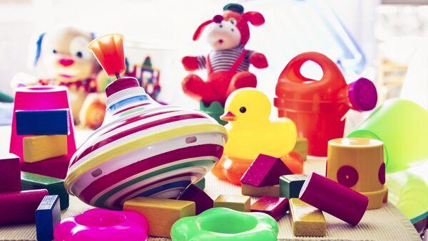 Dětské hračky - Sputnik Česká republika