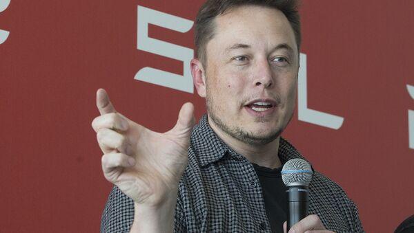 Elon Musk - Sputnik Česká republika