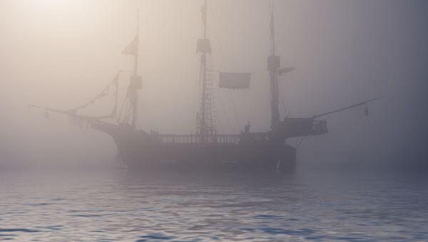Tajemná loď - Sputnik Česká republika