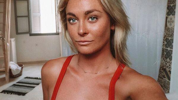 Australská modelka Sinead McNamara - Sputnik Česká republika
