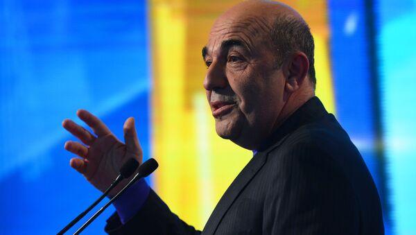 poslanec Nejvyšší rady Vadim Rabinovič - Sputnik Česká republika