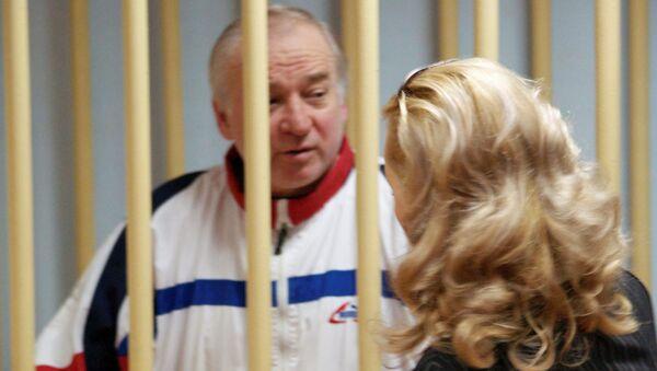 Sergej Skripal - Sputnik Česká republika