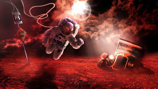 Cesta na Mars - Sputnik Česká republika