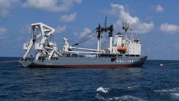 Syrský přístav v Tartúsu - Sputnik Česká republika