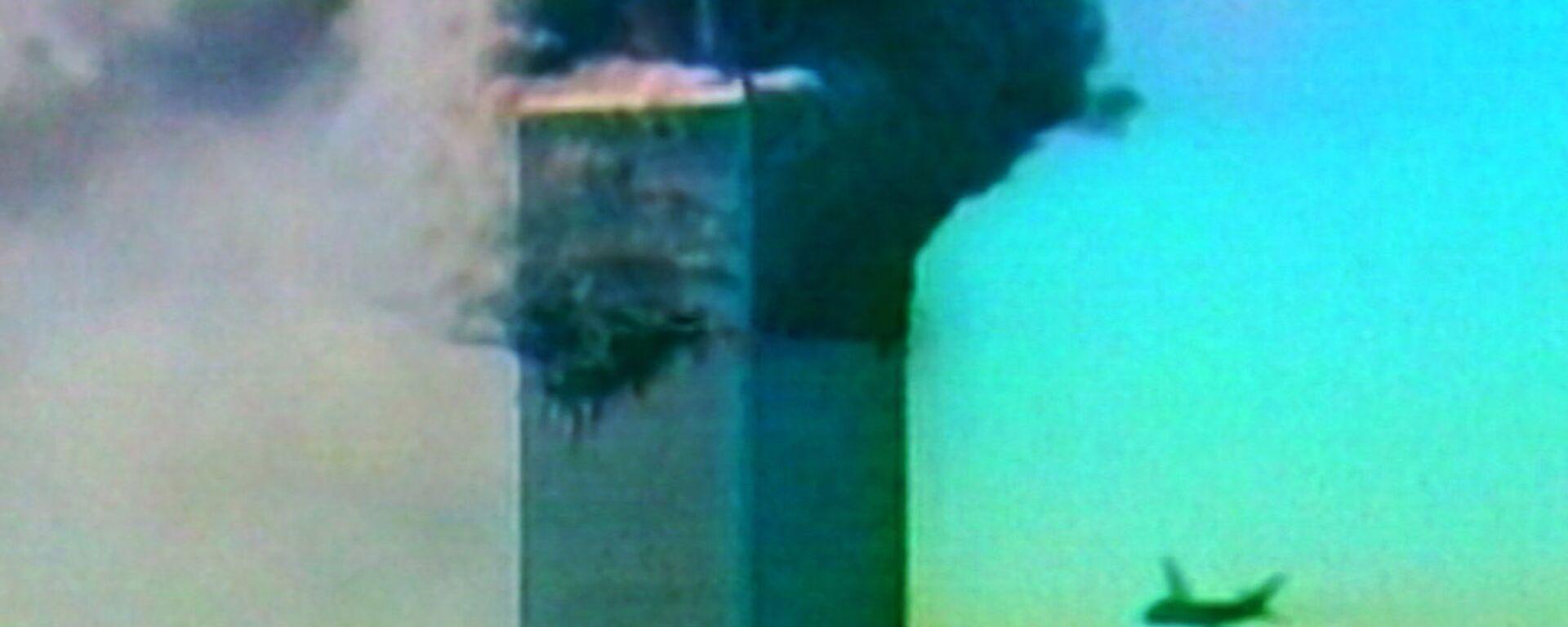 K největšímu teroristickému útoku ve světových dějinách došlo v New Yorku 11. září 2001 - Sputnik Česká republika, 1920, 11.09.2020