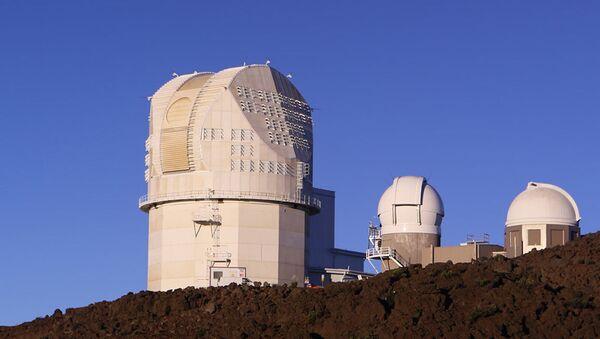 Národní sluneční observatoř - Sputnik Česká republika