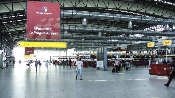 Letiště Václava Havla - Sputnik Česká republika