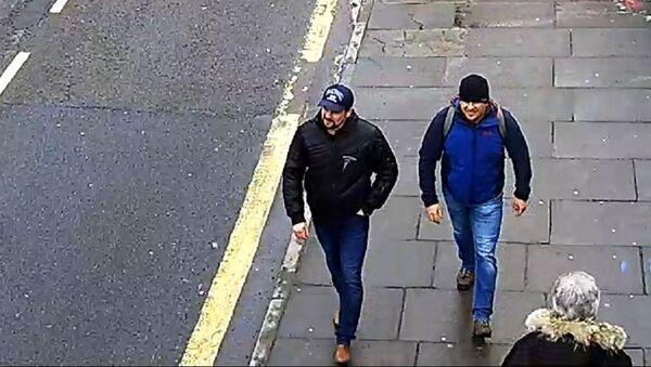 Alexandr Petrov a Ruslan Boširov - Sputnik Česká republika