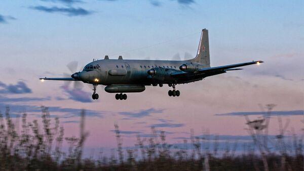 Il-20. Archivní foto - Sputnik Česká republika