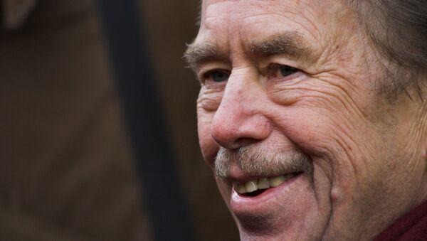 Václav Havel - Sputnik Česká republika