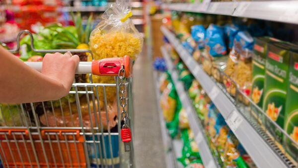 Obchod s potravinami - Sputnik Česká republika