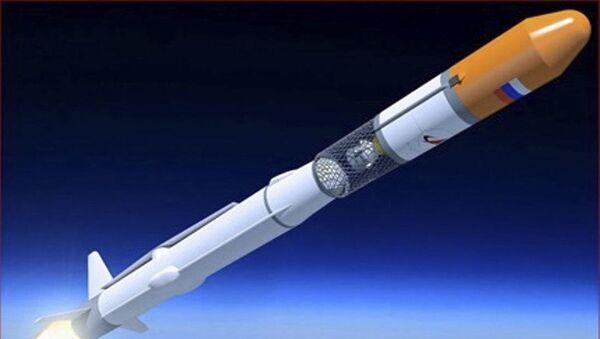 Ruská opakovaně použitelná raketa - Sputnik Česká republika
