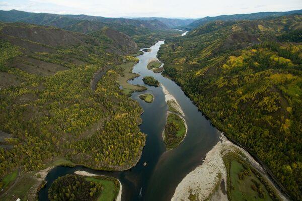 Podzim v Rusku: Krátké, ale nádherné období - Sputnik Česká republika