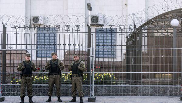 Ruské velvyslanectví v Kyjevě. Ilustrační foto - Sputnik Česká republika