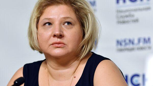 Viktorie Skripalová - Sputnik Česká republika