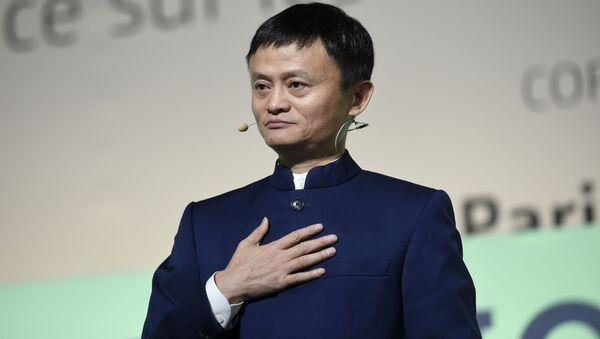 Jack Ma. Čínský podnikatel a filantrop - Sputnik Česká republika