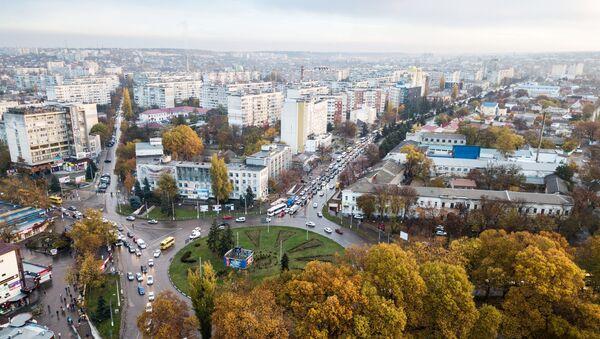 Pohled na Simferopol - Sputnik Česká republika
