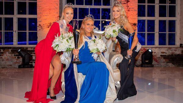 Miss Finsko 2018 získala 23letá Alina Voronkovová - Sputnik Česká republika
