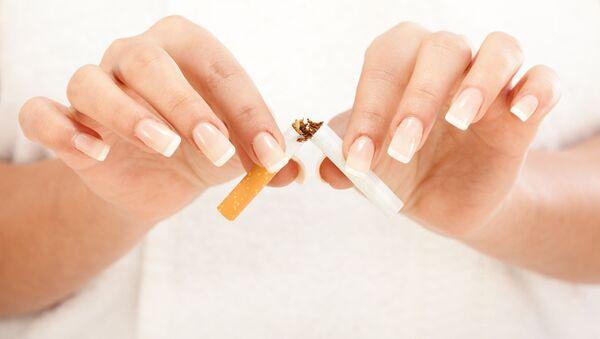 Cigareta - Sputnik Česká republika