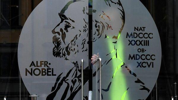 Nobelova cena - Sputnik Česká republika