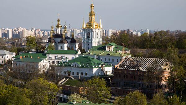 Kyjevskopečerská lávra v Kyjevě - Sputnik Česká republika