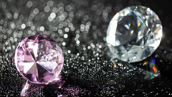 Diamanty. Ilustrační foto - Sputnik Česká republika