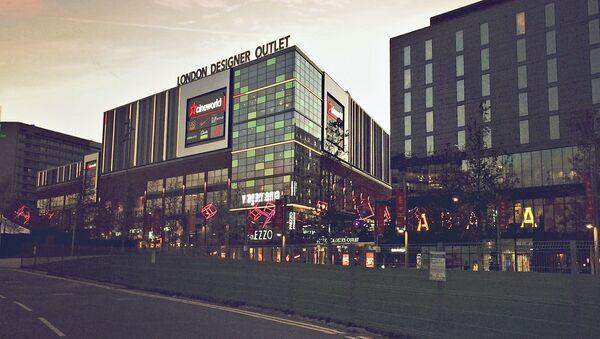 Obchodní domy v Londýně - Sputnik Česká republika