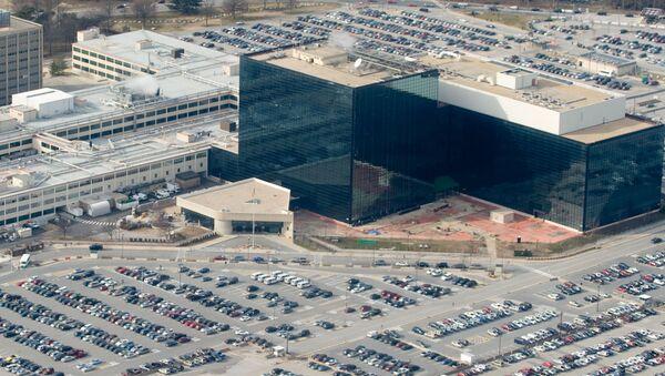 Budova NSA - Sputnik Česká republika