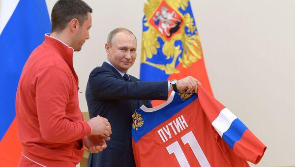 Narozeniny prezidenta Vladimira Putina: Nejvýznamnější události uplynulého roku - Sputnik Česká republika