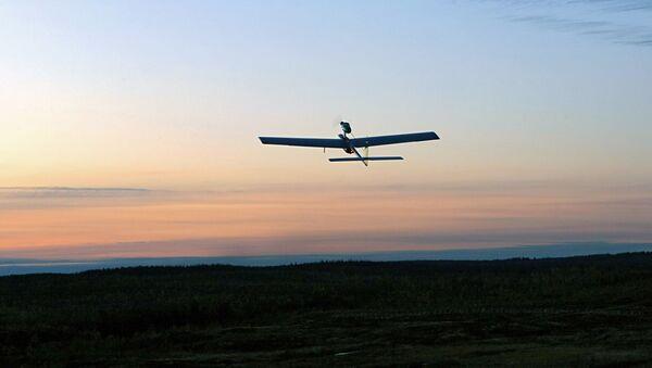 Bezpilotní letoun - Sputnik Česká republika