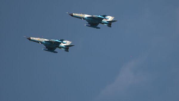 Lehké stíhací letouny MiG-21 Lancer - Sputnik Česká republika