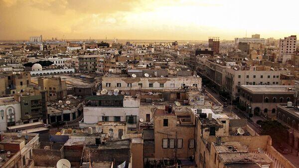 Pohled na Tripolis v Libyi - Sputnik Česká republika