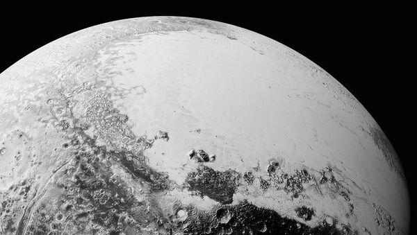 Snímek Pluta - Sputnik Česká republika