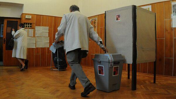Volby v Praze. Ilustrační foto - Sputnik Česká republika