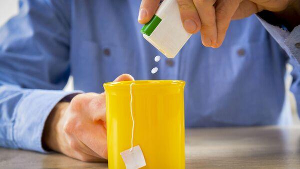 Čaj s náhražkou cukru - Sputnik Česká republika