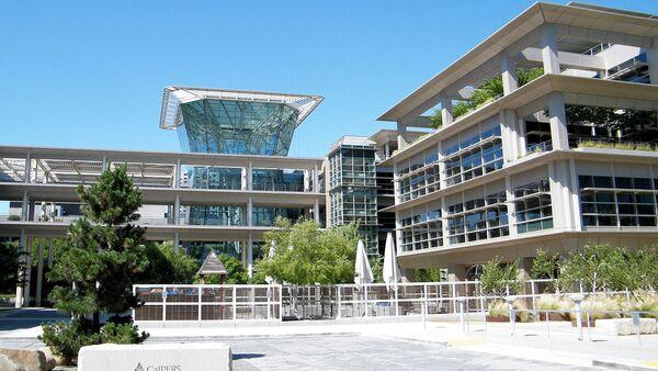Centrála CalPERS v Lincoln Plaza v Sacramentu - Sputnik Česká republika