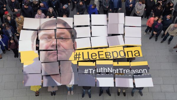 V Moskvě proběhla akce solidarity s Kirillem Vyšinským - Sputnik Česká republika