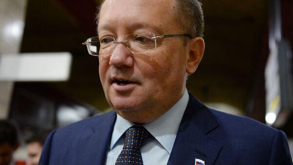 Velvyslanec Ruska ve Velké Británii Alexandr Jakovenko - Sputnik Česká republika