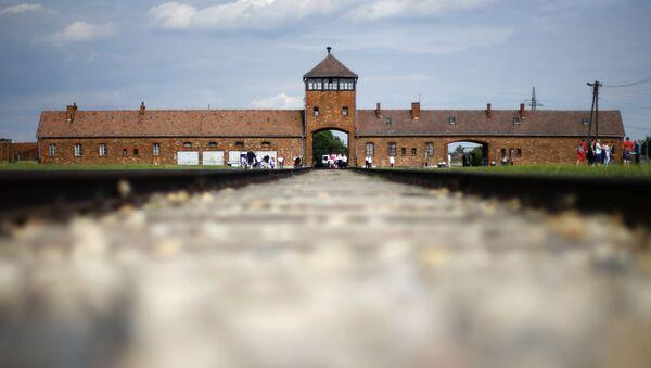 Auschwitz (Osvětim) - Sputnik Česká republika