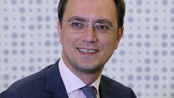 Volodymyr Omeljan - Sputnik Česká republika